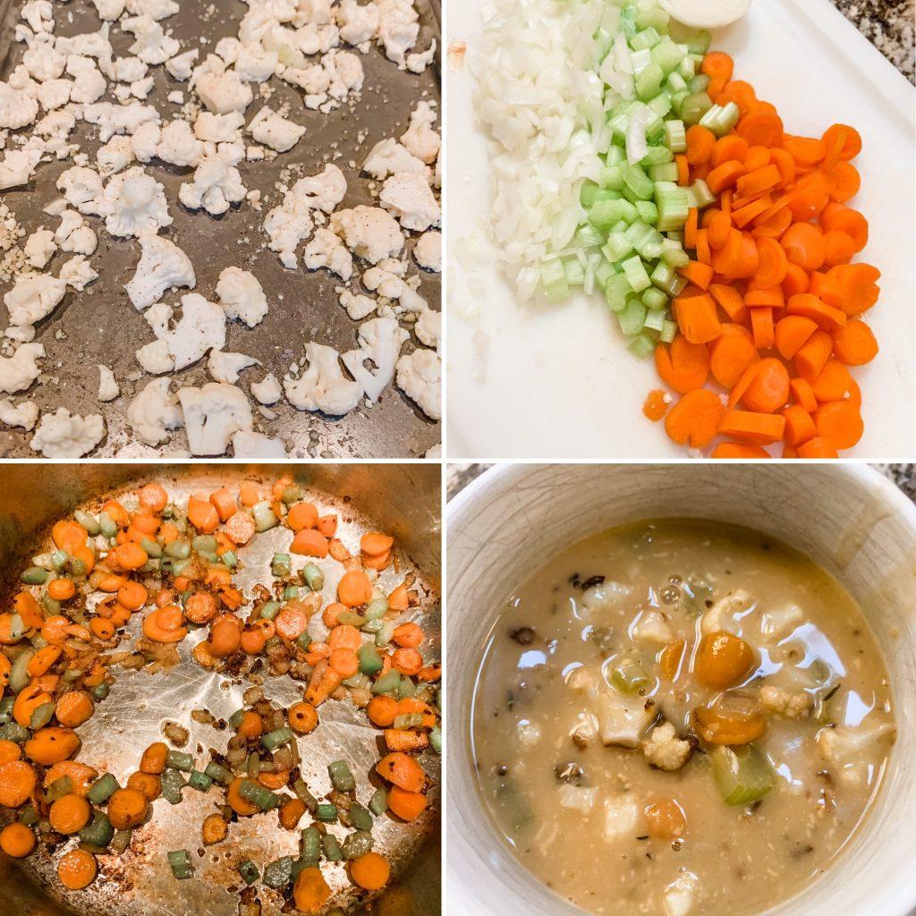 Cauliflower-soup-recipe Jennifer Glackin