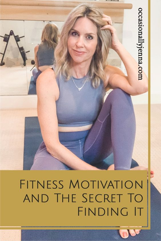 fitness-motivation Jennifer Glackin