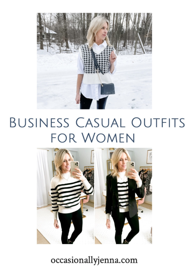business-casual-outfits-for-women Jennifer Glackin