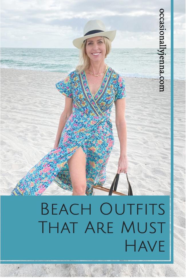 beach-outfits Jennifer Glackin